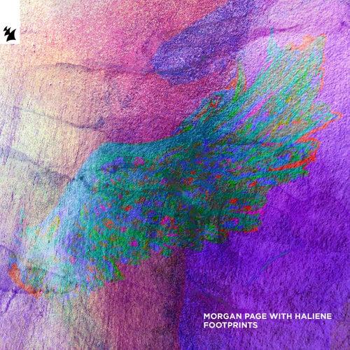 Footprints de Morgan Page