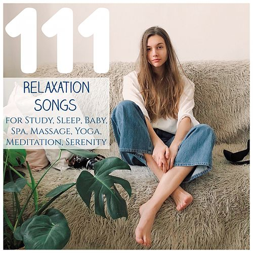 111 Relaxation Songs for Study, Sleep, Baby, Spa, Massage, Yoga, Meditation, Serenity de Various Artists