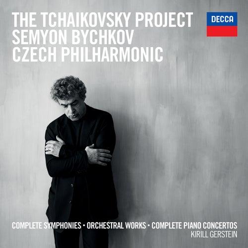Tchaikovsky: Complete Symphonies and Piano Concertos de Czech Philharmonic