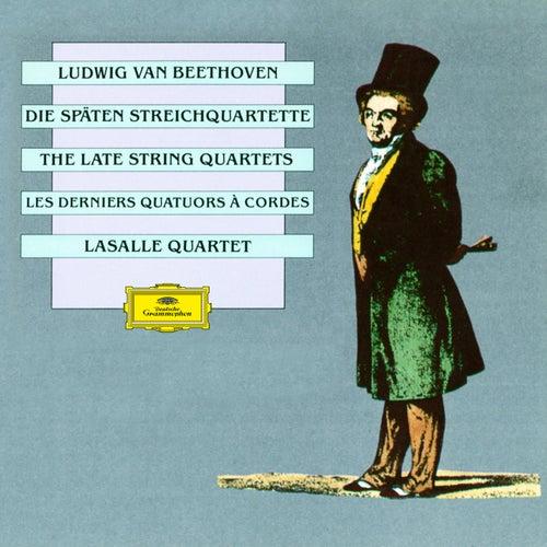 Beethoven: Late Quartets von LaSalle Quartet