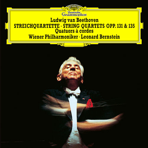 Beethoven: String Quartet No.14 in C Sharp Minor, Op.131; String Quartet No.16 in F, Op.135 by Wiener Philharmoniker
