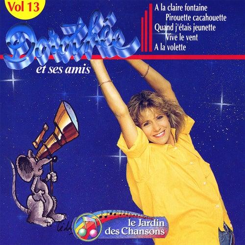 Le jardin des chansons Volume 13 de Dorothée