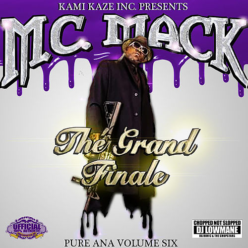 Pure Ana, Vol. 6: The Grand Finale (Chopped Not Slopped) von M.C. Mack