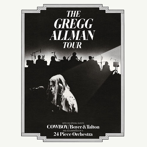The Gregg Allman Tour (Remastered) de Gregg Allman
