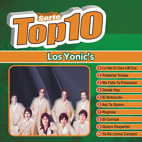 Serie Top Ten de Los Yonics