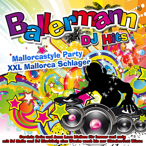 Ballermann DJ Hits 2019  (Mallorcastyle Party  XXL Mallorca Schlager) (Cordula Grün und Anna Lena bleiben für immer und ewig  mit DJ Malle und DJ Bierkönig eine Woche wach bis zur Oktoberfest Wiesn) von Various Artists