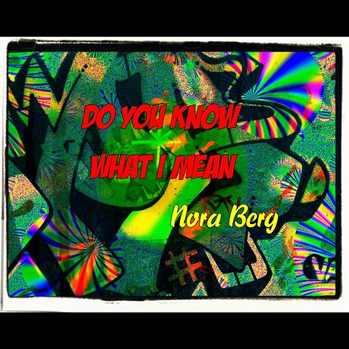Do You Know What I Mean by Nora Berg