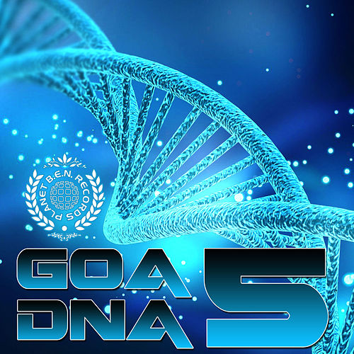 Goa DNA, Vol. 5 de Various Artists
