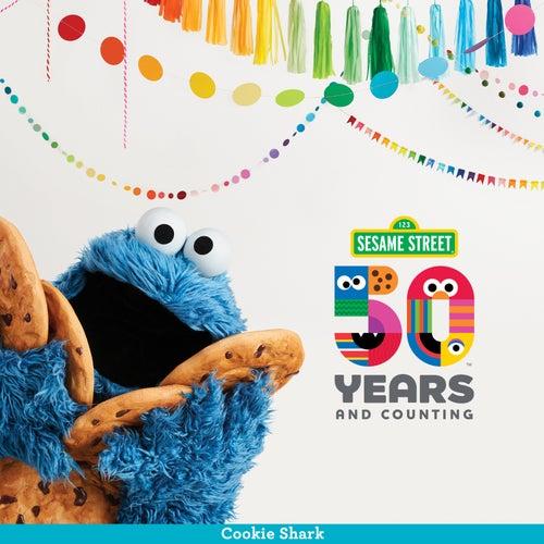 Cookie Shark by Elmo