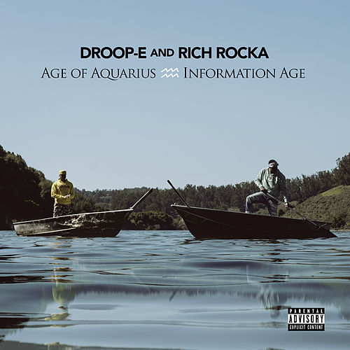 Age of Aquarius: Information Age - EP by Droop-E
