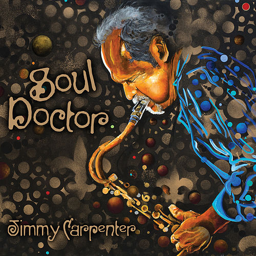 Soul Doctor de Jimmy Carpenter