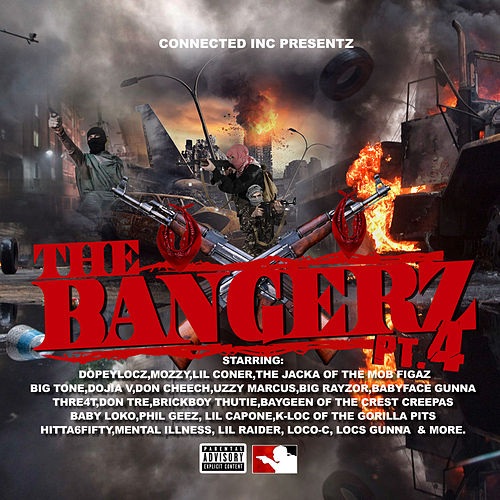 The Bangerz, Pt. 4 de Various Artists