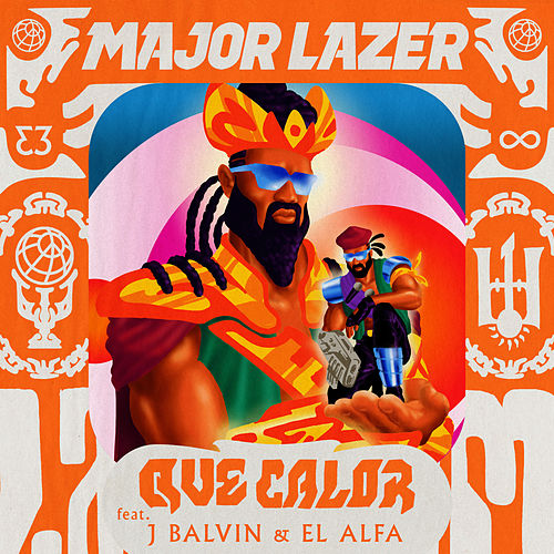 Que Calor (feat. J Balvin & El Alfa) de Major Lazer