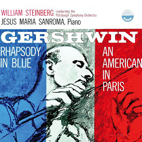 An American In Paris / Rhapsody In Blue von Pittsburgh Symphony Orchestra
