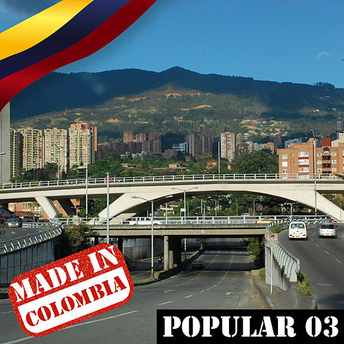 Made In Colombia / Popular / 3 de Various Artists