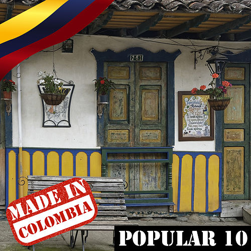 Made In Colombia / Popular / 10 de Various Artists
