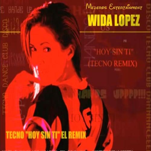 Hoy Sin Ti (Techno Versión Remix) by Wida Lopez