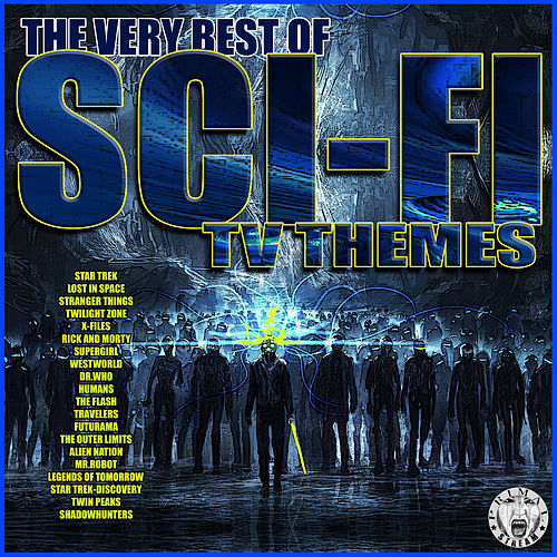 The Very Best of Sci-Fi TV Themes de TV Themes
