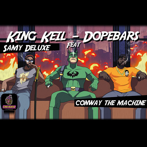 Dopebars by King Keil