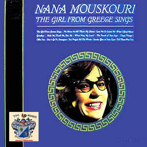The Girl from Greece Sings von Nana Mouskouri