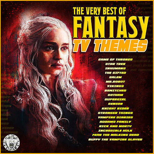 The Very Best of Fantasy TV Themes de TV Themes