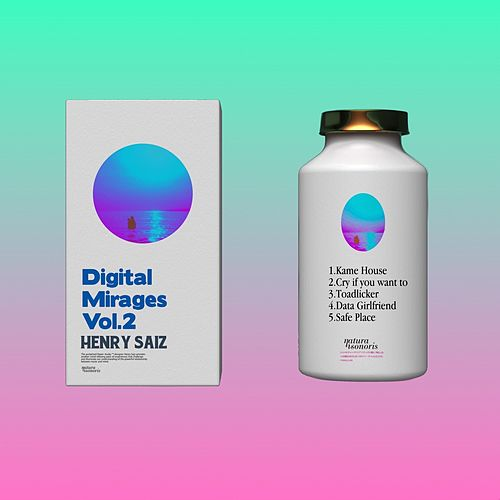 Digital Mirages Vol.2 de Henry Saiz