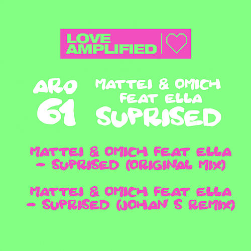 Surprised (feat. Ella) de Mattei