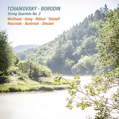 Tchaikovsky & Borodin: String Quartets No. 2 by Various Artists