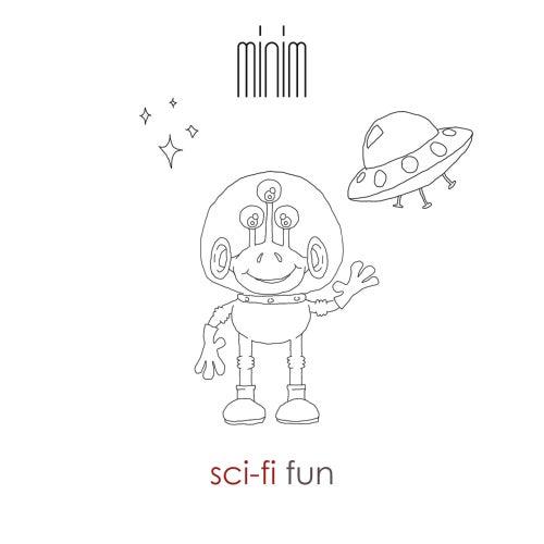 Sci-fi Fun de M.I.N.I.M.