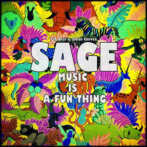 Music Is A Fun Thing de Sage