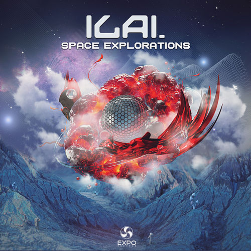 Space Exploration by Ilai