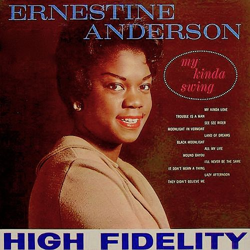 My Kinda Swing! (Remastered) by Ernestine Anderson