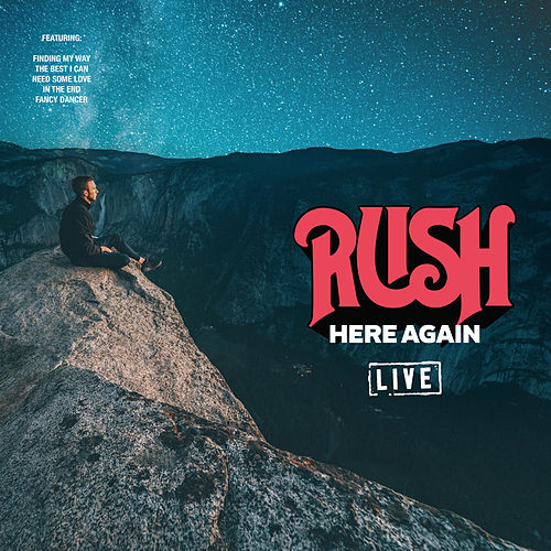 Here Again (Live) de Rush