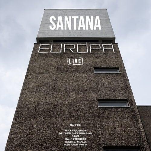 Europa (Live) de Santana