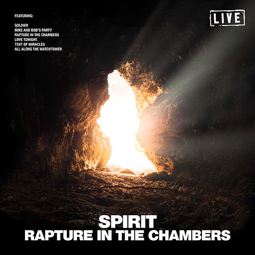 Rapture In The Chambers (Live) by Spirit