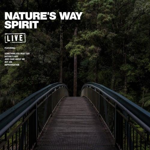 Nature's Way (Live) von Spirit