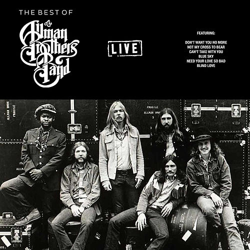 The Best Of The Allman Brothers (Live) by The Allman Brothers Band