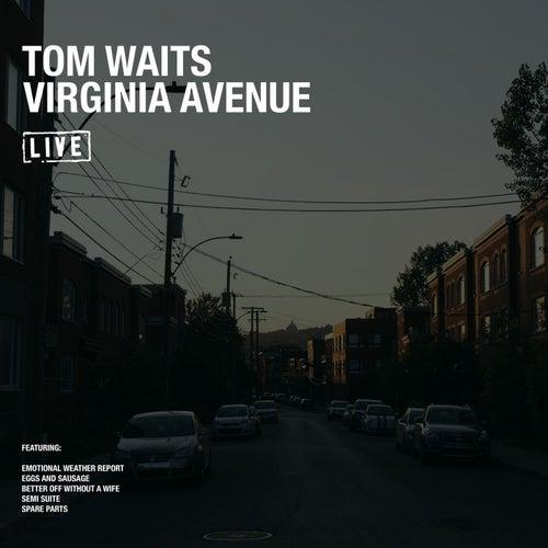 Virginia Avenue (Live) de Tom Waits