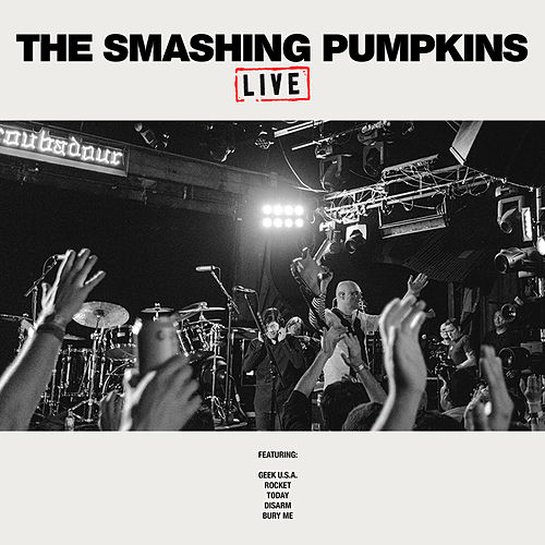 The Smashing Pumpkins Live (Live) de Smashing Pumpkins