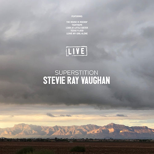 Superstition (Live) de Stevie Ray Vaughan