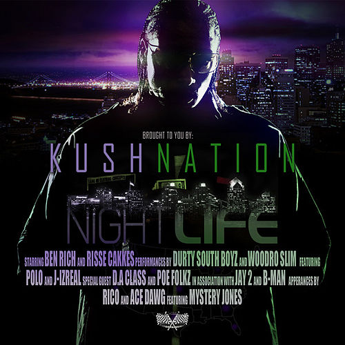 KUSH NATION  (Night Life) von Various Artists