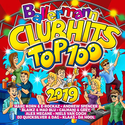 Ballermann Clubhits Top 100 - 2019 by Various Artists