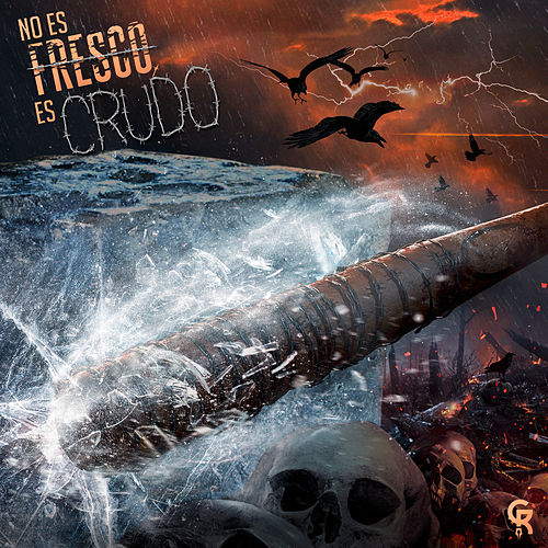 No Es Fresco, Es Crudo by Gran Rah