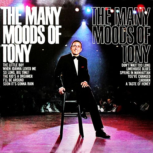 The Many Moods of Tony de Tony Bennett