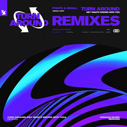Turn Around (Hey What's Wrong with You) [Remixes] von Phats & Small
