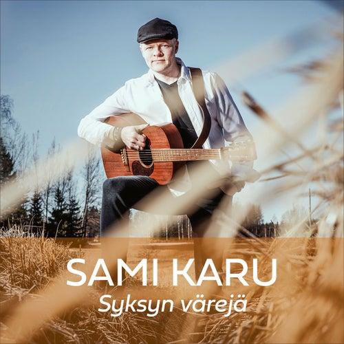 Syksyn värejä by Sami Karu