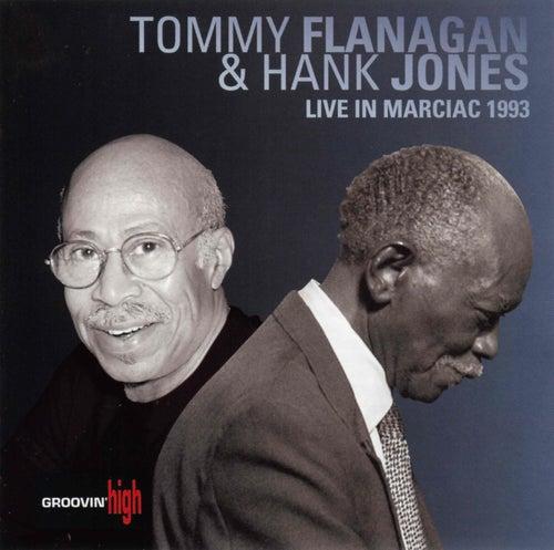 Live in Mariac 1993 de Tommy Flanagan