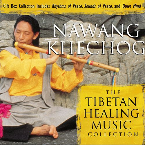 Tibetan Healing Music Collection von Nawang Khechog