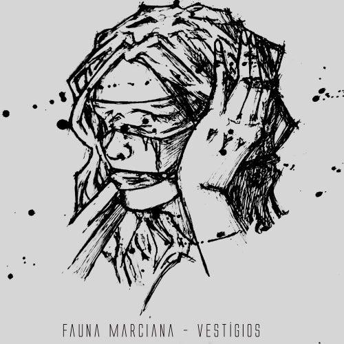 Vestígios de Fauna Marciana
