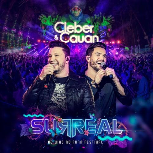 Surreal (Ao Vivo) de Cleber & Cauan